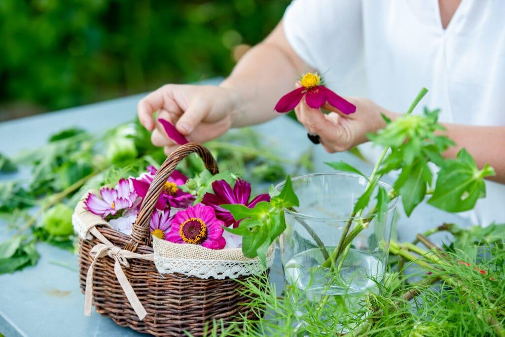 Home Blumengeschäft